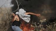 Palästinenser sprechen von neuer Intifada