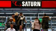Rolltreppe abwärts – das ist derzeit die Entwicklung von Ceconomy, dem Mutterunternehmen von Saturn und Media Markt.