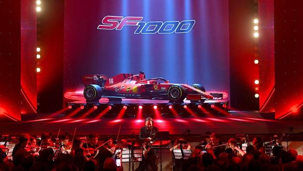 Was kann Vettels neuer Ferrari?
