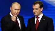Wie reagiert der Kreml auf die Revolution in der Ukraine?