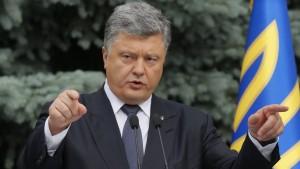 Die Ukraine ist nicht über den Berg