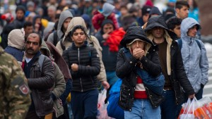 Slowenien lässt keine Flüchtlinge mehr durch