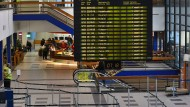 Bodenpersonal an Berliner Flughäfen streikt wieder