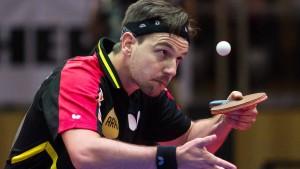 Timo Boll verabschiedet sich mit dem Meistertitel