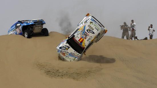 Die spektakulärsten Rallye-Unfälle 2018