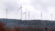 Einnahmequelle: der Windpark im Heidenroder Ortsteil Laufenselden