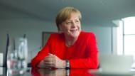 Stellt sich für Verhandlungen mit Nordkorea zur Verfügung: Bundeskanzlerin Angela Merkel