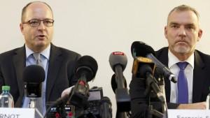 Schweizer Justiz bestätigt Festnahme von zwei Verdächtigen