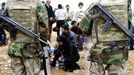 73 mehrheitlich oppositionelle oder oppositionsnahe Hilfsorganisationen setzten aus Protest die Zusammenarbeit mit der UN aus.