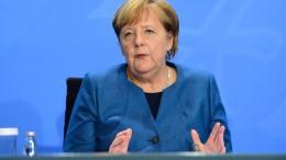 "Merkel fordert ""nationale Kraftanstrengung"""