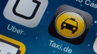 Französisches Gericht verurteilt Uber zu 100.000 Euro Strafe