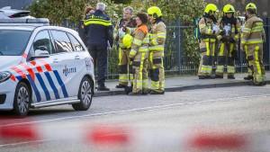 Briefbomben in den Niederlanden explodiert