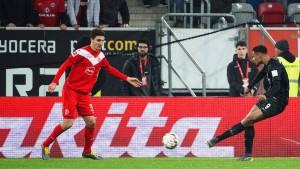Haller schießt sich für Inter warm