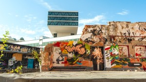 Bauboom bringt Künstler in Bedrängnis