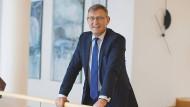 """Oberbürgermeister Michael Beck von der CDU: """"Man muss auch mal weghören können."""""""