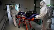 Zu viele Patienten: das Krankenhaus im tschechischen Sokolov
