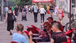 Deutschland zwischen Delta-Sorgen und sinkender Inzidenz