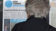 USA Today nennt Trump notorischen Lügner