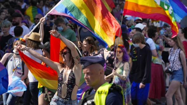 Widerstand gegen Ungarns Anti-LGBT-Politik