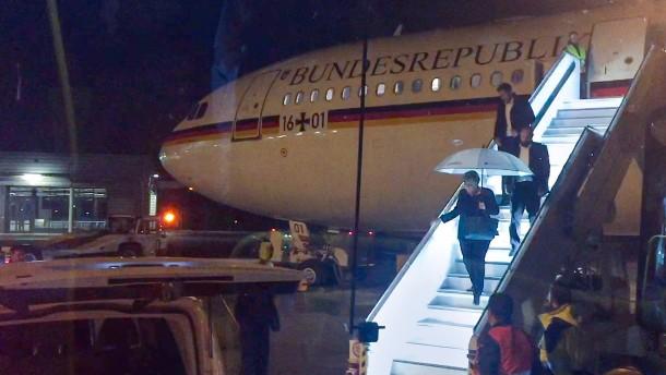 Lufthansa verursachte offenbar Panne bei Merkels G-20-Flug