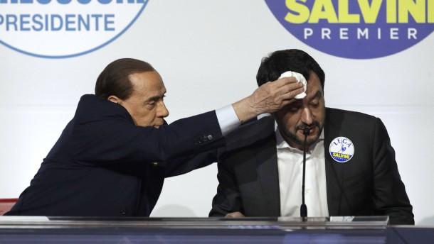 Italiens wahre Hauptstadt und Berlusconis jüngster Winkelzug