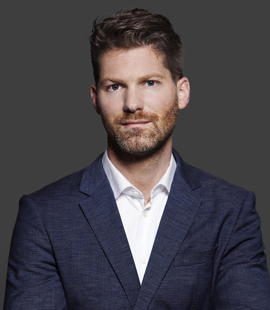 Simon Busch, Gründer und Geschäftsführer der Busch Media Group