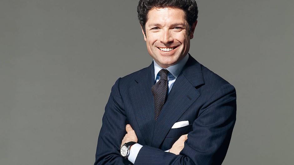 Matteo Marzotto ist mit der Modemarke Dondup erfolgreich.