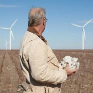 Allein die deutsche Landwirtschaft verursacht 90 Milliarden Euro Umweltschäden im Jahr. Das Foto allerdings zeigt einen Baumwollfarmer in Texas.