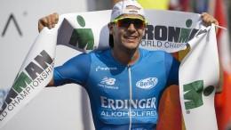 Patrick Lange gewinnt Ironman auf Hawaii