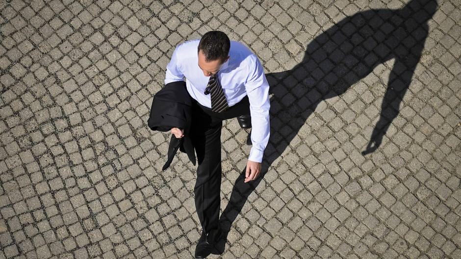 Die meisten Manager finden ihren Job heute schwerer als früher (Symbolbild).