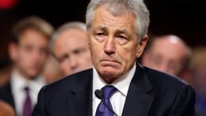 Republikaner verzögern Ernennung von Hagel