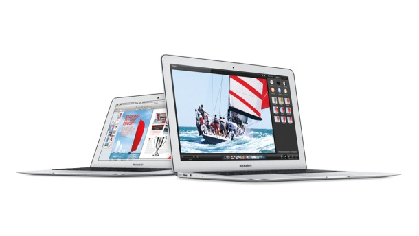 Bild / Laptop / Apple Mac Book Air / 2