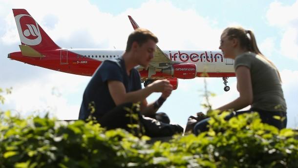 Hürden für Lufthansas Jagd auf Air Berlin