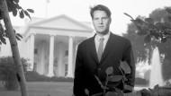Als Korrespondent in Washington zu Zeiten der schwarz-weißen Fernsehübertragung