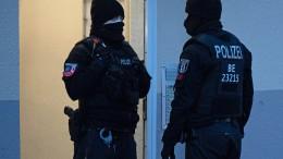 Polizei geht gegen islamistische Vereinigung vor
