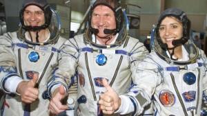Astronautinnen und Astronauten gesucht