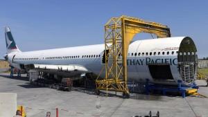 Vom Airbus zur Cola-Dose