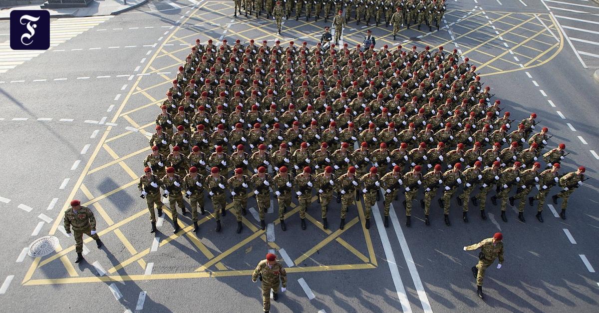 Militärparade trotz Corona: Putin verordnet ein Ende der Sorgen