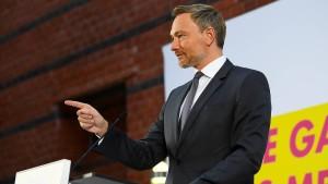 FDP stimmt Ampel-Koalitionsverhandlungen zu