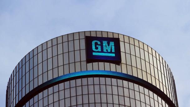 Pannenserie von GM geht weiter