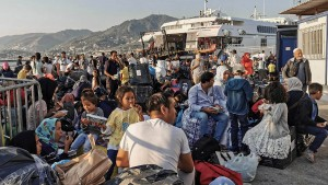 Das Flüchtlings-Abkommen mit der Türkei steht vor dem Aus