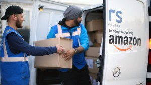 Amazon bereitet sich auf autonomes Fahren vor