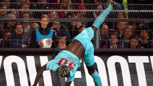 Fortuna schafft in St. Pauli nur ein 1:1