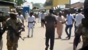 27 Tote bei Anschlag auf Moschee