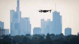 Drohnen-Ignoranz