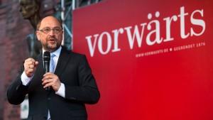 Ein Déjà-vu für die SPD