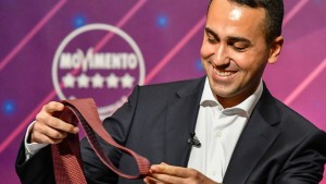 Di Maio tritt als Fünf-Sterne-Chef zurück
