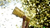 BVB muss reisen, Bayern bleiben dahoam