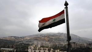 Amerikaner sollen Assads Geheimdienstchef getroffen haben