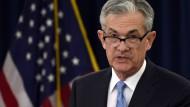 Herr über Amerikas Zinsen: Notenbank-Präsident Jerome Powell
